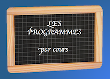 Les programmes par classes Inst. Cousot